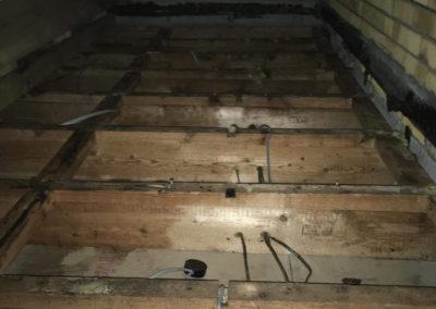 Loft decontamination